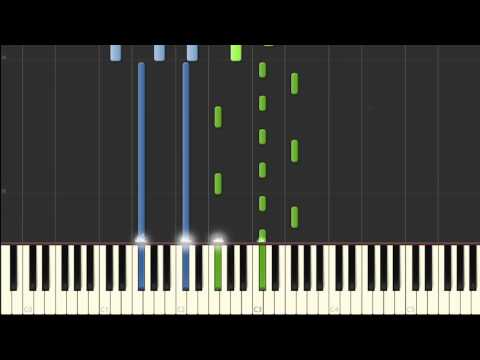 Adele - Someone like you - piano tutorial