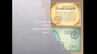 Postcards James Blunt