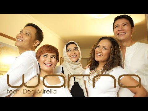 WARNA feat. Dea Mirella -  A Tribute To Rinto Harahap