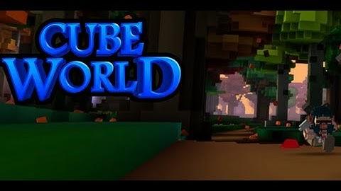 Cube World Kostenlos Downloaden und Spielen [TUT | Deutsch]