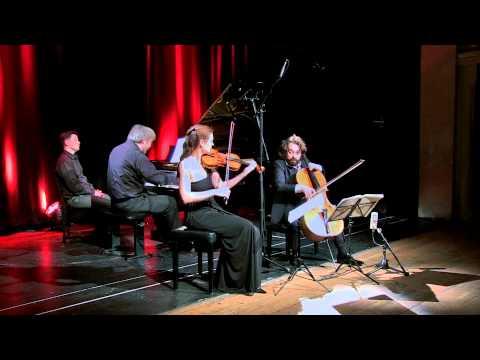 ATOS Trio: Beethoven Piano Trio op.1 no.3 in c-minor -  live