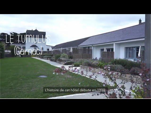 Hotel Le Tumulus - Ma démarche Green Morbihan