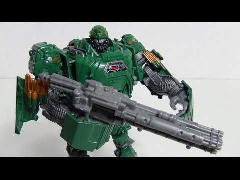 Autobot HOUND | Transformers 4 Movie Age of Extinction Voyager Class Toy Review
