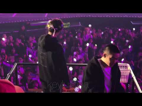 [FANCAM] 180211 EXO - DON'T GO 나비소녀 EXO PLANET #4 - THE ELYXION IN TAIPEI