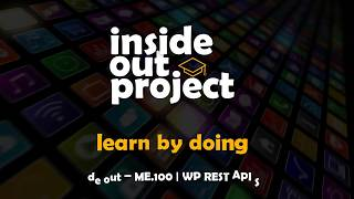 inside out – ME.100 | WP REST API Setup Mp3