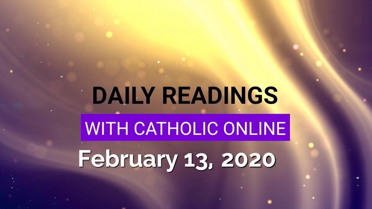 thursday february 13th 2020