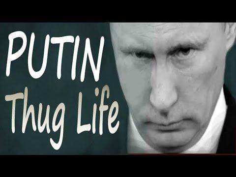 Vladimir PUTIN Special THUG LIFE Compilation ET 2015