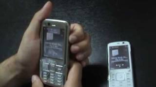 nokia N82 vs Nokia N79 Audio Test - www.TelefonulTau.eu