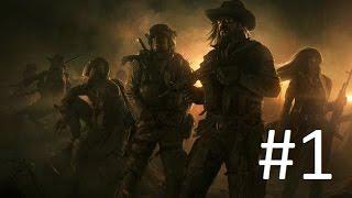 Wasteland 2 - Pouštní Ranger #1 CZ Lets Play / Gameplay