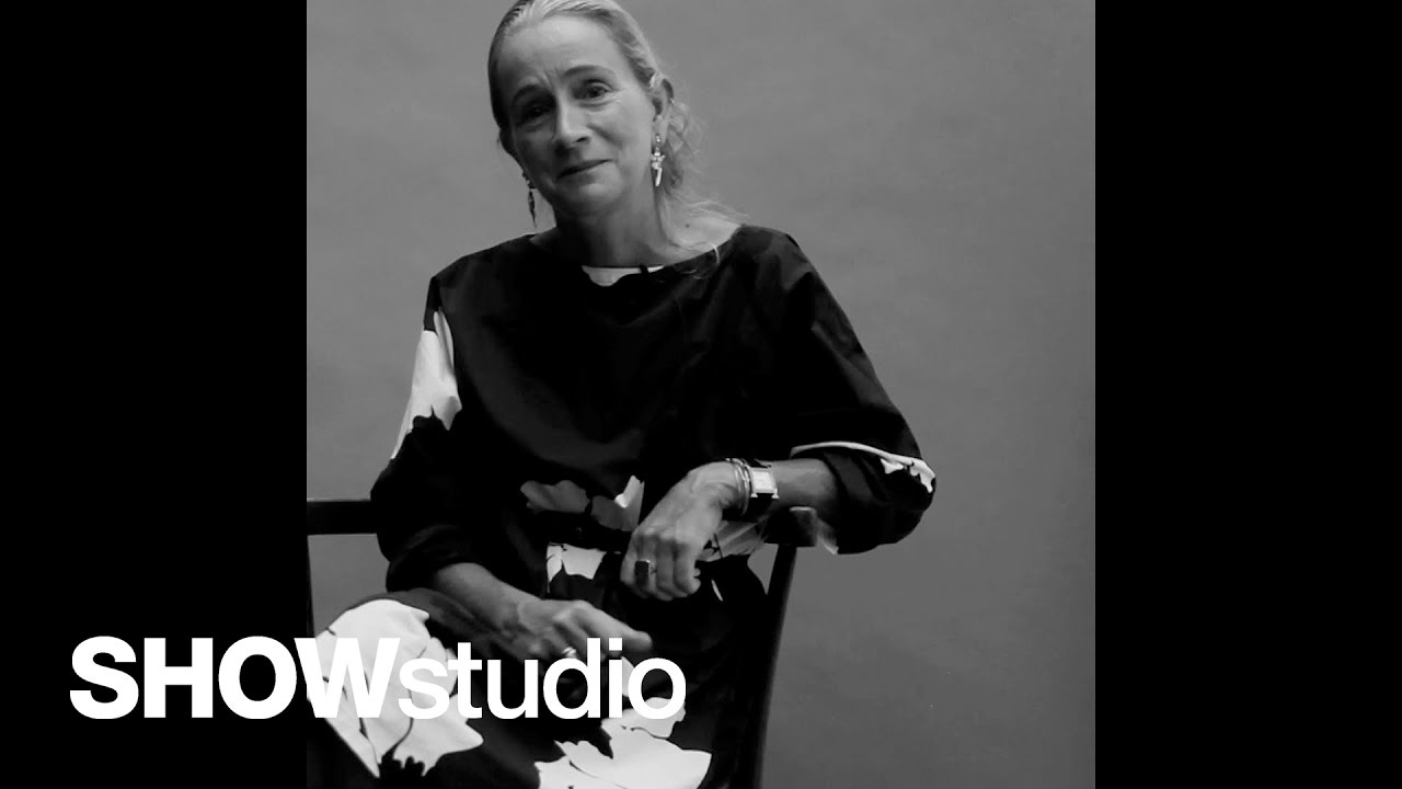 Http Showstudio Com Project In Fashion Lucinda Chambers