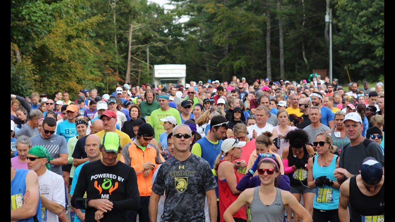 2018 Clarence DeMar marathon and half marathon results | Demar