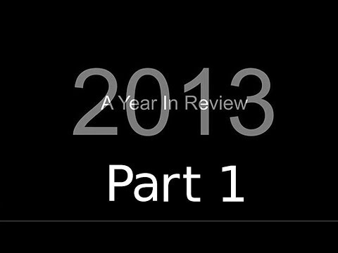 Hamburg's Airports - Review 2013 Part 1 (January to June)