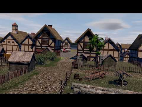 New Nieszawa - reconstruction of an abandoned medieval town based on geophysical research (fragment)