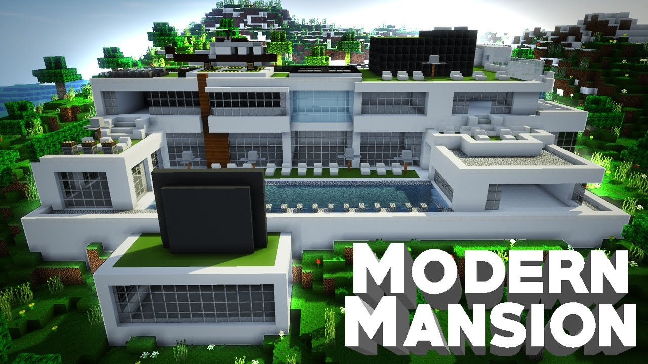 $250 million dollar minecraft house | building the most expensive