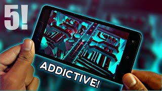 5 Most ADDICTIVE Android Games - 2018