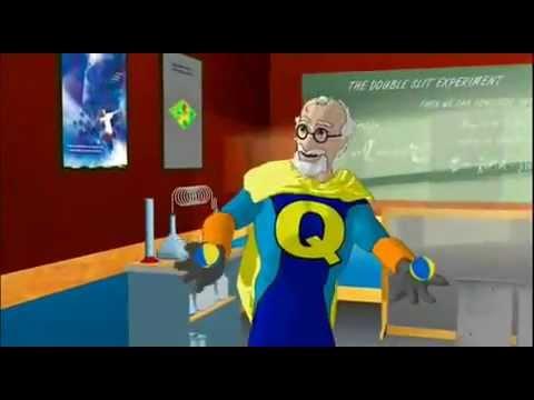 Dr Quantum - Entanglement