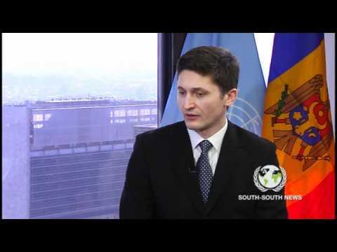 with Alexandru Cujba Permanent Representative of Moldova to the UN Part 1