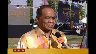 L/LANGSUNG - MAJLIS RUMAH TERBUKA MALAYSIA AIDIL FITRI DI HUTAN MELINTANG,PERAK-5PM [24 JULAI 2016]