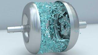 Гидромуфта и гидротрансформатор. Как работают гидродинамические передачи