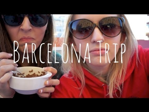 A trip to Barcelona