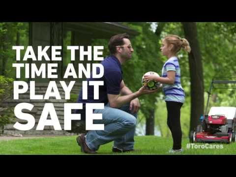 Lawnmower Safety for kids and Families