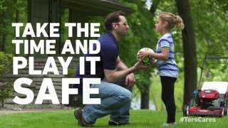 Play it Safe with Kids and Lawn Mowers - Homeowner