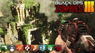 SECRET SHANGRI-LA REMASTER ! DLC5 ZOMBIES CHRONICLES BLACK OPS 3