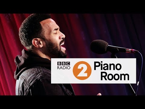 Craig David - Walking Away (Radio 2's Piano Room)