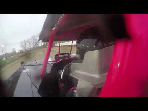 Khole Wanzer #01w In Car Camera Genesee Speedway 5-4-19