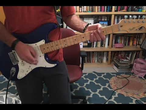 Last Great American Whale Guitar Lesson