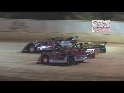 Boyd's Speedway 10/29/16 Crate Latemodel Heats 1-4!
