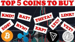 TOP 5 COINS TO BUY IN JUNE! - Best Cryptocurrencies to Invest in 2020