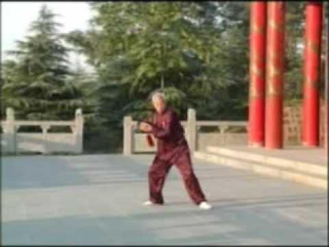 chen qingzhou. grandmaster chen taichi quan