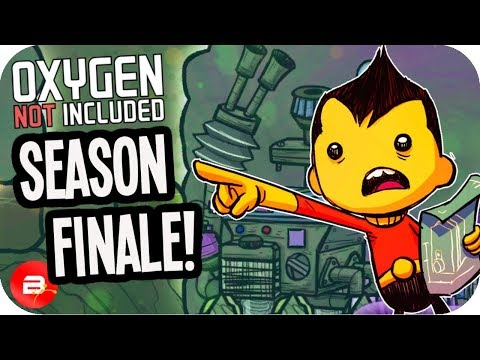 Plastic & Petroleum Power! ▶Oxygen Not Included RANCHER◀ #37 Oxygen Not Included RANCHER UPGRADE
