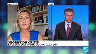 Baixar Migration Crisis: Will Italy's threats work?