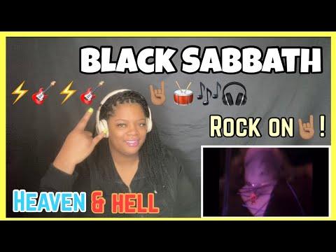 BLACK SABBATH | HEAVEN AND HELL | REACTION