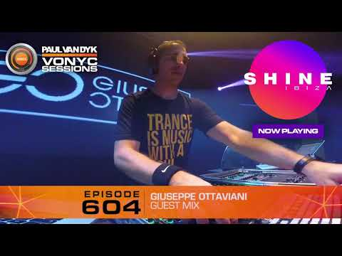 Giuseppe Ottaviani Guest mix on Vonyc Sessions 604