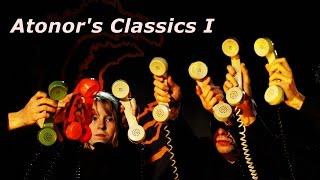 Atonor's Classics, vol. I | plastic bottles, ping-pong, sample phones