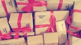 С Новым Годом!!!Мои подарки на Новый Год!!!Сюрприз Бокс от деда мороза