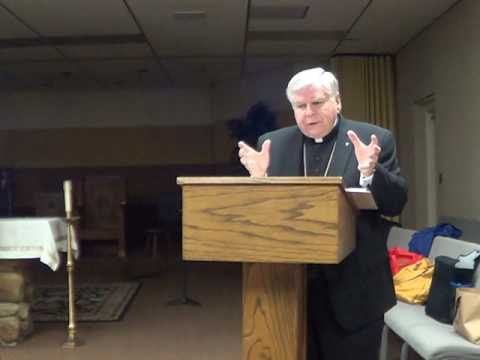 """""""Moving Forward in Hope"""" a Discussion with Bishop Bradley"""