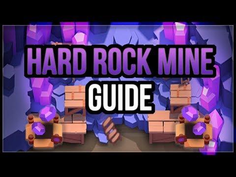 Hard Rock Mine! S&G Guide and Gameplay [Brawl Stars]