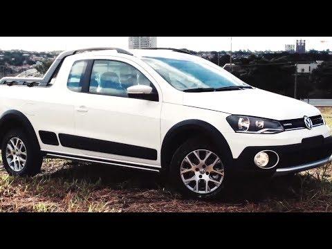 Avaliação Volkswagen Saveiro Cross   Canal Top Speed