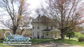 Southwest Virginia Farm for Sale | Blue Ridge Land & Auction | Matt Gallimore