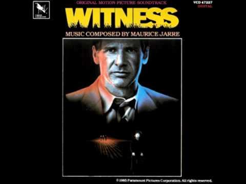 Maurice Jarre - Witness (1985) main title theme