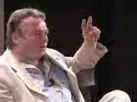 Christopher Hitchens: Pascal's wager = religious hucksterism