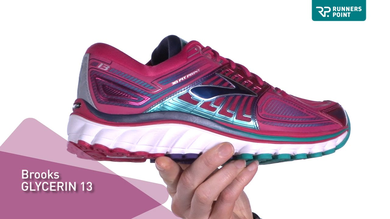 39afc2328873f Brooks GLYCERIN 13 - YouTube