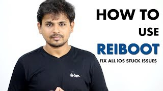 ReiBoot to Fix All iOS Stuck Issues of Your iPhone/iPad/iPod