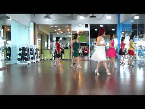 Lovely Xiao Wei (小微) - Line Dance - Senipadu Girls - ( Jan 15 )