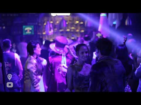 #HSMoment - Halloween Party WebTV Asia at O2 Sky Club Jakarta