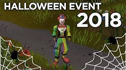 OSRS Halloween Event 2018 Guide